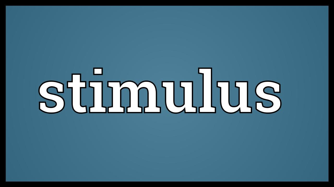 Stimulus Meaning