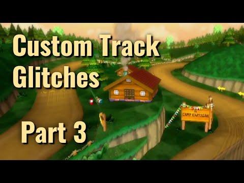 Every Custom Track Ultra Shortcut in CTGP [Part 3] - Mario Kart Wii  