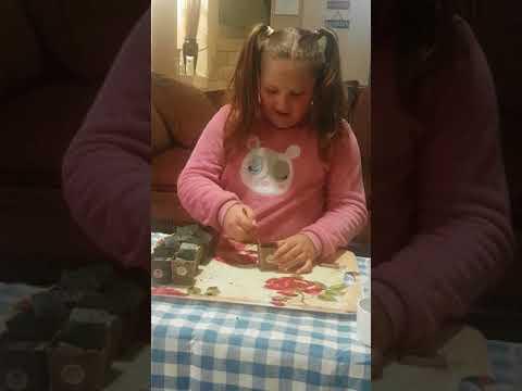 Checkers Little Shop Garden vs Boertjie From -Mieke Enslin