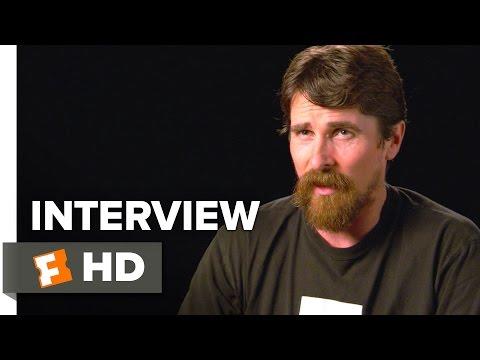 The Big Short Interview - Christian Bale (2015) - Drama HD