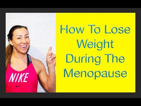 How To Lose Stubborn Weight During Menopause.