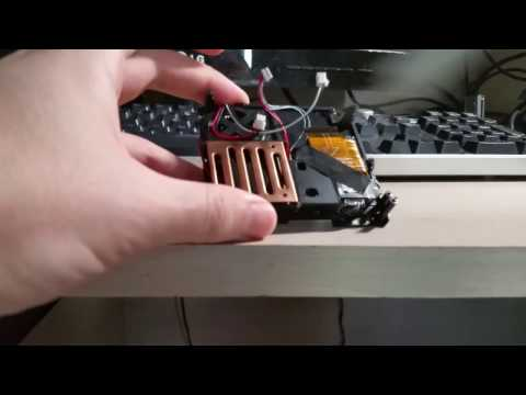 Optoma PK301 Pico Projector Damaged DLP Chip Replacement