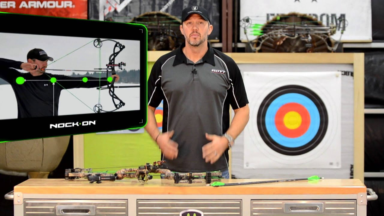 Proper Draw Length With John Dudley Of Nock