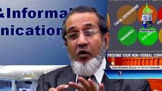 Formal Communication vs Informal Communication by Mamoon Al Azami