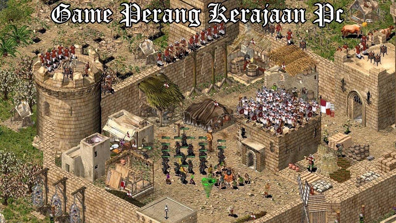 Game Perang Kerajaan Untuk Pc - YouTube