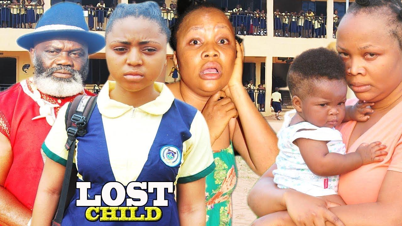 Download Lost Child Season 2 - Regina Daniel's 2017 Latest Nigerian Nollywood Movie