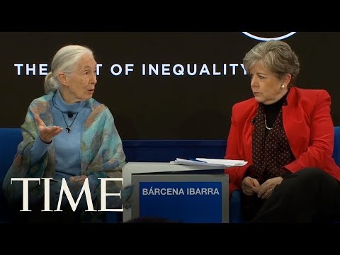 Davos Panel On Inequality Becomes Discussion About The Very Rich 'Paying Their Fair Share\' | TIME