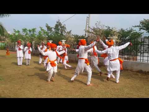 Unique cultural show at Bhartiya College Udhampur(1)