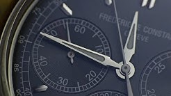 Frederique Constant Flyback Chronograph Manufacture FC-760DG4H6 Review