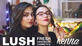 Lush Henna Review