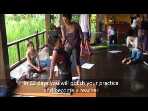 200 hour yoga teacher training in Authentic Traditional Yoga and Balinese self healing