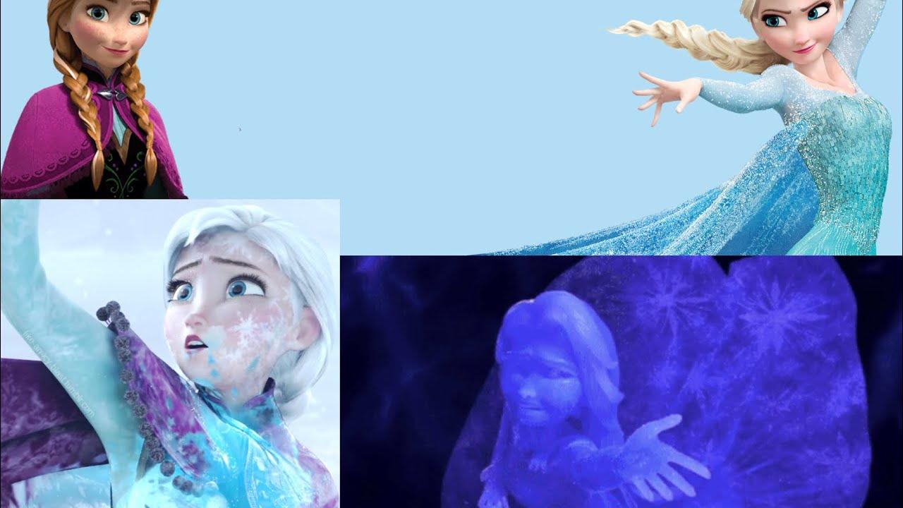 Download Elsa/Anna-freezes/unfreezes but in reverse