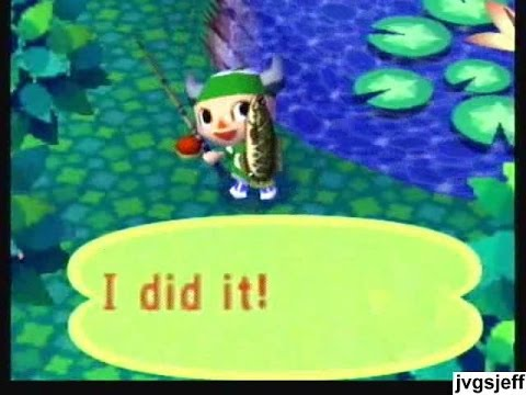 Animal Crossing - Completing The Fish Collection