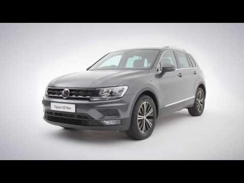 A closer look at the Volkswagen Tiguan SE and SE Nav