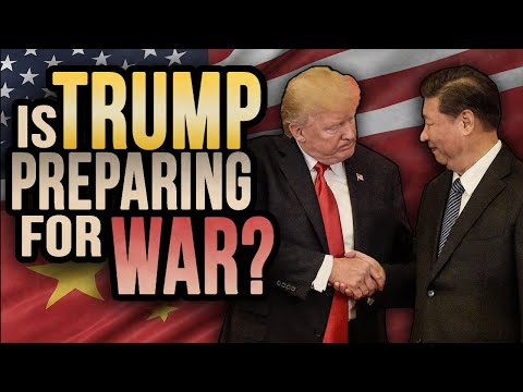 WAR WITH CHINA: The Fed & bank bailout, China investment, Trump preparing for trade war?