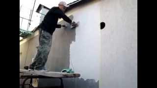 Короед штукатурка. Как наносить короед? Как утеплить дом? Утеплить пенопластом. Строительство.(https://www.youtube.com/edit?video_id=lBa7K9beDZU&video_referrer=watch Здравствуйте! Мы, в лице нескольких бригад из Украины и..., 2014-05-07T10:38:55.000Z)