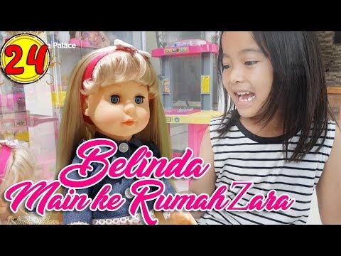 #24 Main ke Rumah Zara Cute - Boneka Walking Doll Cantik Lucu -7L   Belinda Palace
