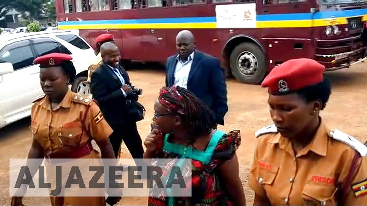 Uganda court refuses bail for jailed activist