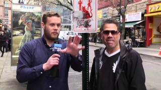 Man Catcalls Women During Anti-Catcalling Report