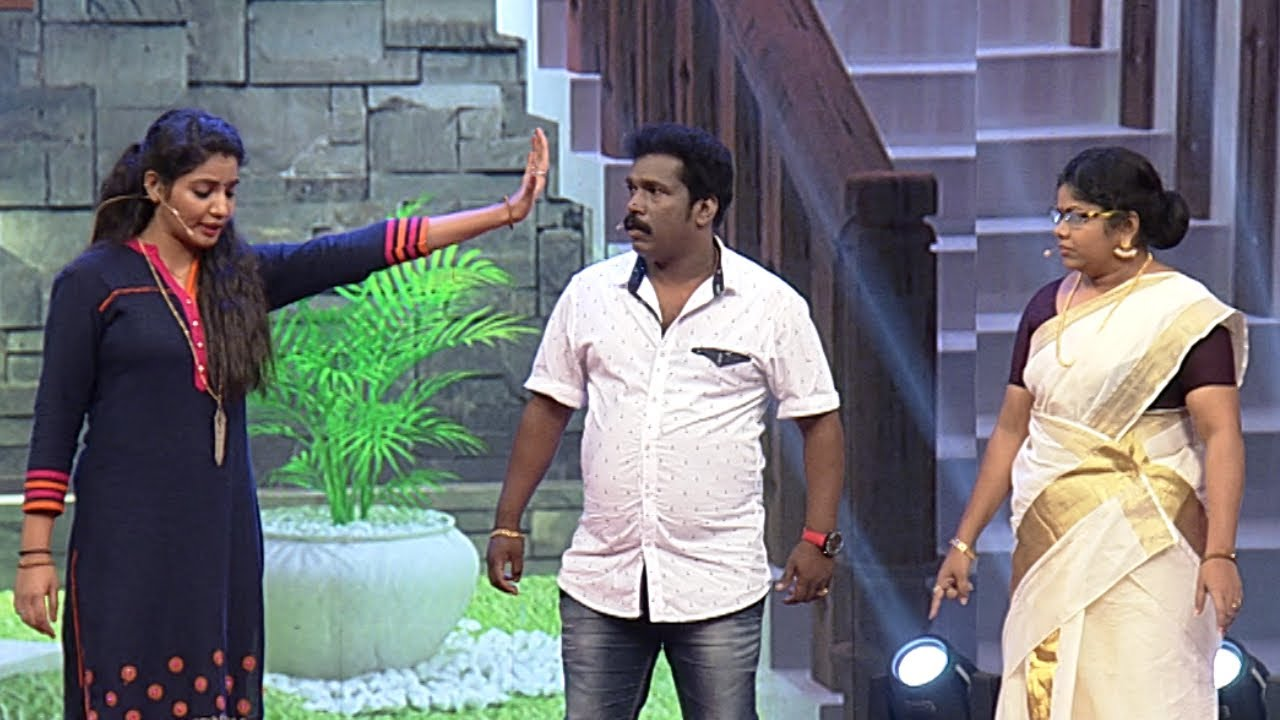 Download Thakarppan Comedy l The 'Ideal' relation in a family.. l Mazhvail Manorama