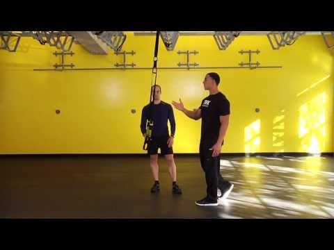 TRX® Exercises: The Shoulder Workout