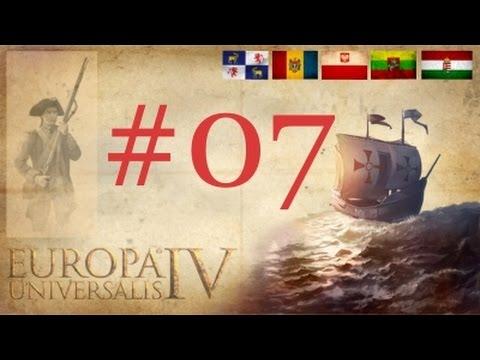 CZ Europa Universalis IV (+6 Expansions) Pt.7 - Polsko