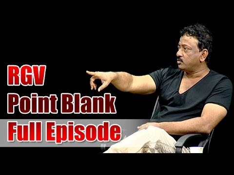 RGV Exclusive Interview | Point Blank | Full Episode | Director Ram Gopal Varma