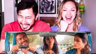 DE DE PYAAR DE | Ajay Devgn | Tabu | Rakul Preet Singh | Trailer Reaction!