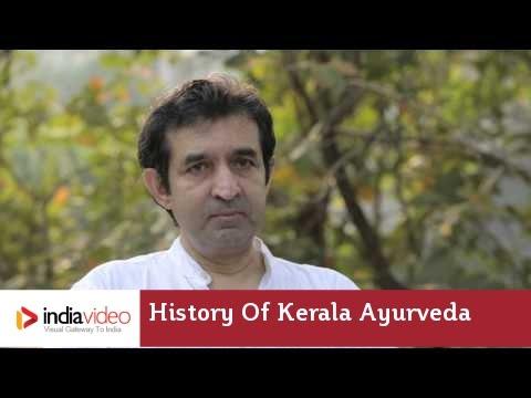 History of Kerala Ayurveda