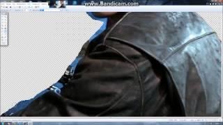 Как вырезать нужную часть фотографии в PAINT.NET(Видео урок для чайников. Crystal Castles - Crimewave., 2014-07-18T13:14:03.000Z)