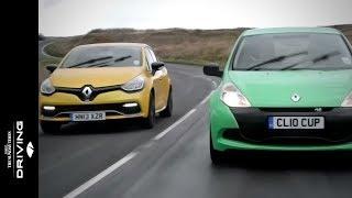 Renault Clio Gordini 200 2011 Videos