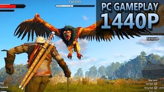 The Witcher 3: Wild Hunt | ULTRA | PC Gameplay | 1440P / 2K