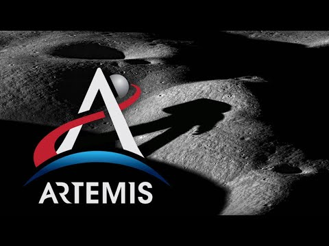 Update on Artemis Program to the Moon at the Eighth National Space Council Meeting
