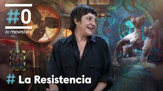 LA RESISTENCIA - Entrevista a Eva Hache   #LaResistencia 02.03.2021