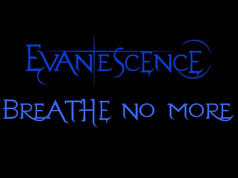 Evanescence - Breathe No More Lyrics (Demo)