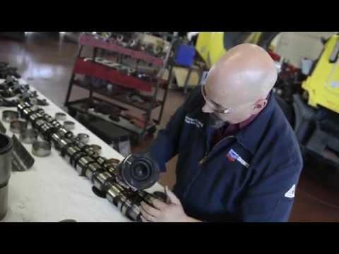 Testing Oronite's Heavy Duty Engine Oil Technology