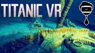 Titanic VR is Coming Soon To PSVR | Sinking, Exploration, & More