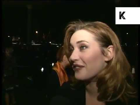 1997 Interview With Kate Winslet 1990s Young Kate Winslet Youtube