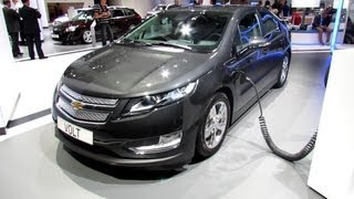 2014 Chevrolet Volt - Exterior and Interior Walkaround - 2013 Frankfurt Motor Show