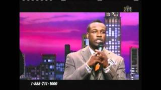 Real Story Behing Nobody Greater Vashawn Mitchell  on the Donnie Mcclurkin Show On TBN