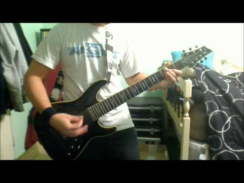 Crossfade   Colors Guitar Cover