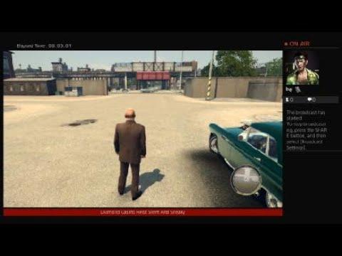 Mafia II: Definitive Edition Smith Custom Police Theft  
