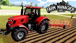 Zakup maszyn i zwierząt - Farm Manager 2018 | BETA #2