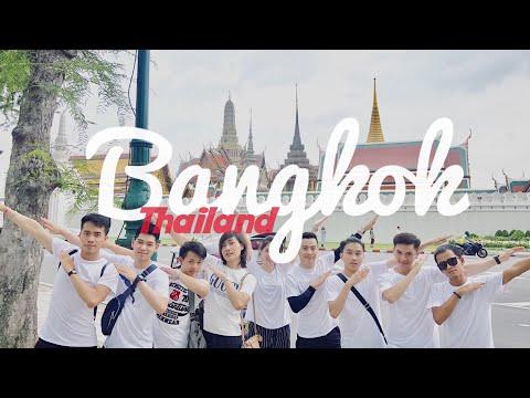 Bangkok Thailand 🇹🇭 | Airasia | GoPro Hero6 |