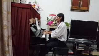 ngậm ngùi -Phạm Duy piano cover