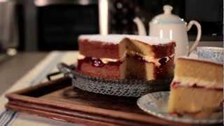 Victoria Sponge recipe Thumbnail