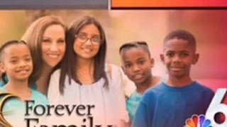 NBC 6 South Florida: Forever Family Creating Families in South Florida & Beyond!