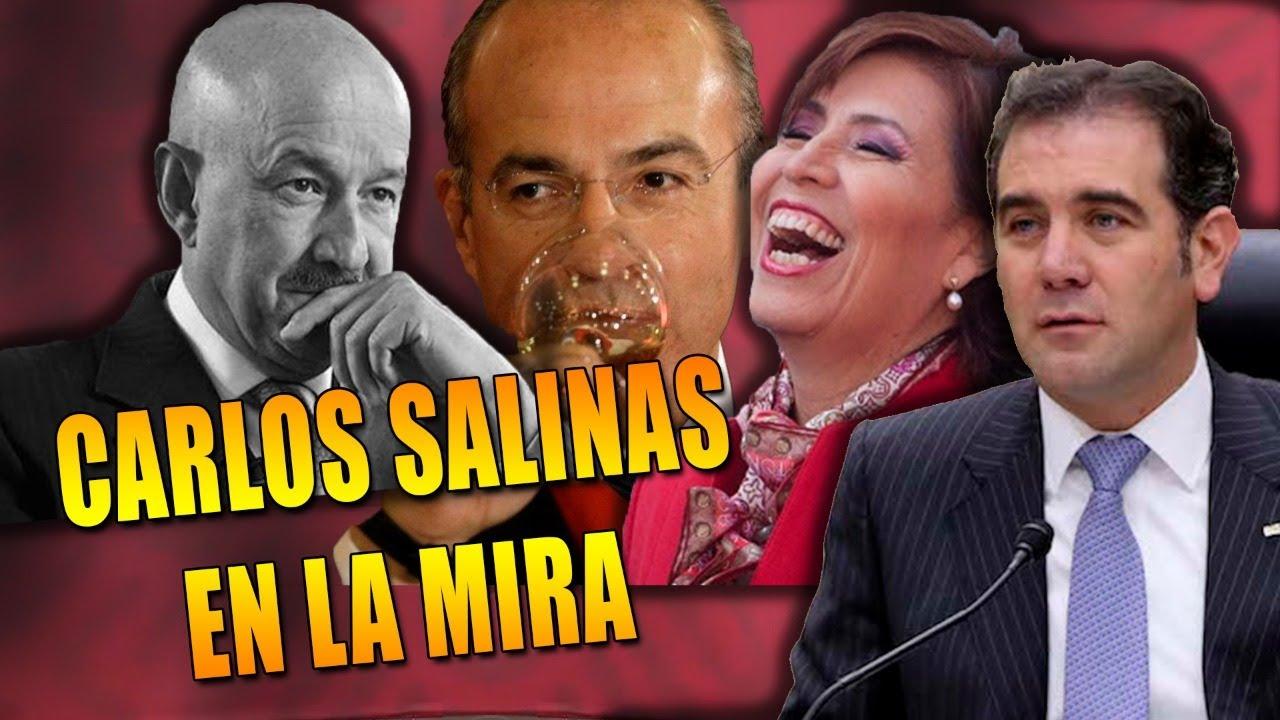 NOROÑA NOS REPRESENTA, SALINAS DE GORTARI Y CALDERÓN EN LA MIRA