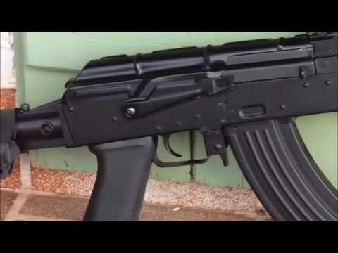 DEVGRU SYSTEM AK74 Contractor airsoft AEG (part 1/2)