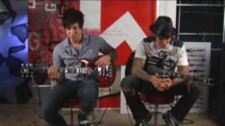 Avenged Sevenfold Guitar Lesson Part 1/2